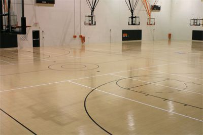 The Athlete Within 2 Person Basketball Training -