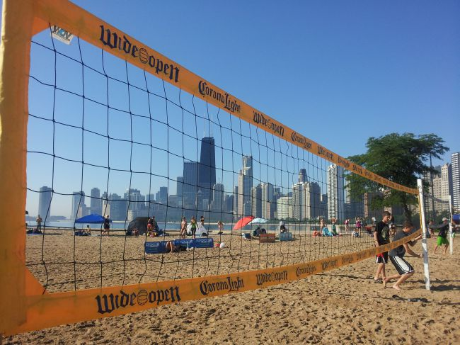 CSSC Beach Volleyball Skills and Drills Clinics - Volleyball Camps