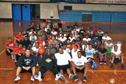 1 on 1 Basketball Overnight Camps -