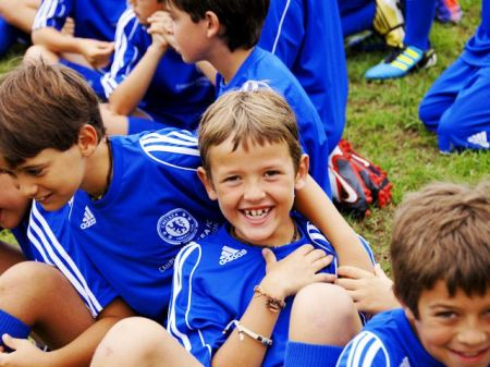 Chelsea FC Cantabria camp - Soccer Camps