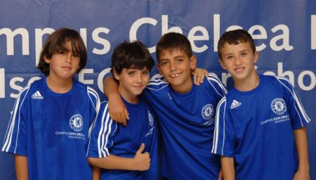 Chelsea FC Madrid camp - Soccer Camps
