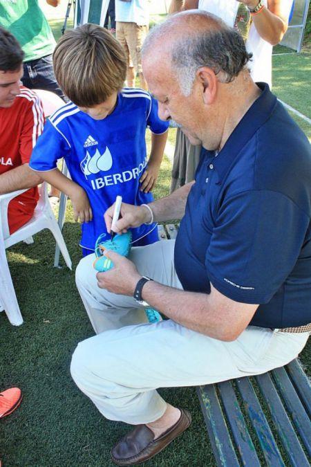 Vicente del Bosque Camp - Estepona - Soccer Camps