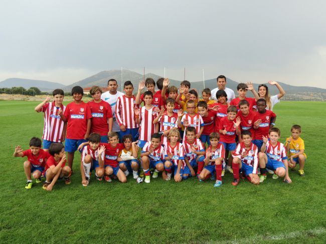 Atletico Madrid Foundation camp - Soccer Camps