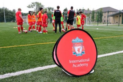 Liverpool FC Soccer Camps - Soccer Camps