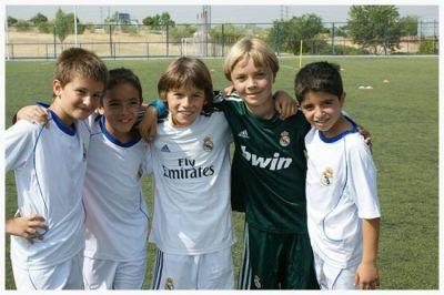 Real Madrid Foundation Football Camp (residential) - Soccer Camps
