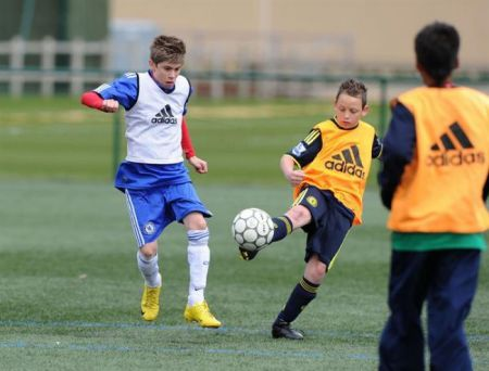 Chelsea FC Foundation Camp Residential - Soccer Camps