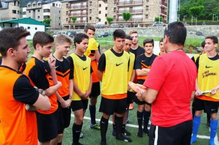 Nike Camp Pro-Andorra - Soccer Camps