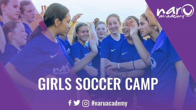 NARU Academy Girls Soccer Camp - Day Camp - Soccer Camps